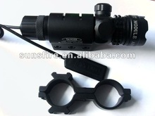 Hunting products:Riflescope with two mounts