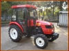 new design topall 550 55hp 2wd tractor with (CE EEC EPA)
