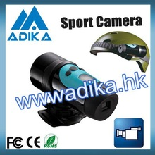 720P Waterproof Action Camera With AV Out Function ADK-S602A