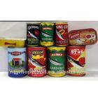 CANNED FISH IMPORTER SARDINES / MACKEREL