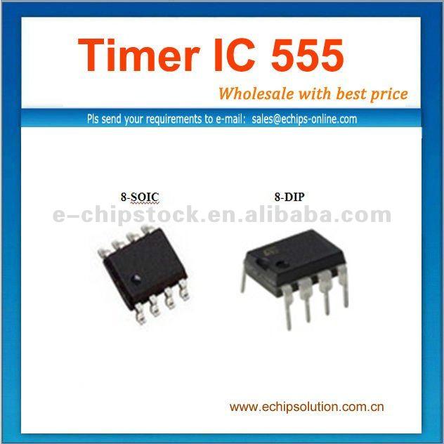 Таймер микросхема 555