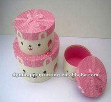2012 Small Cupcake box