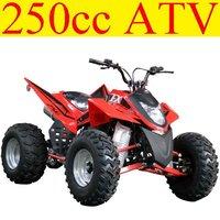 New 250cc water cooled quad ATV four wheeler