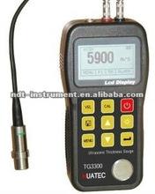 Plastic 0.75mm - 300.0mm measure range, elcometer, Ultrasonic Thickness Meter TG3300