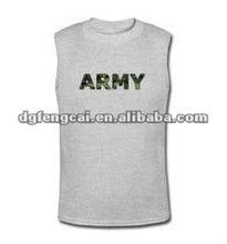 mens tank top, mens vest,mens army tank top