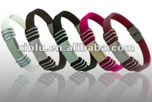 2012 new fashion stainless steel clasps bracelet
