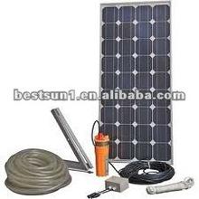 poly solar panel 210w