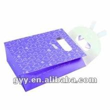 2012 GYY printed paper jewelry bag
