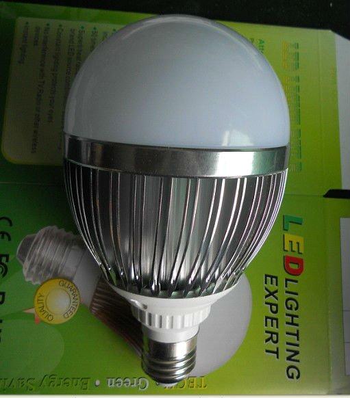 12*1W LED bulb,AC85-265V input, warm white or cool white;around 1200lm