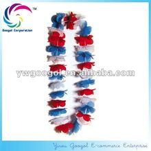 French Hawaii Flower Lei/Hawaii Necklace/Hawaii Garland