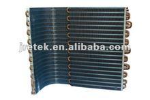Split air conditioner condenser coil