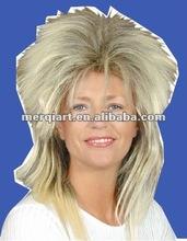 Hot sell sport wig school sport wig team wig
