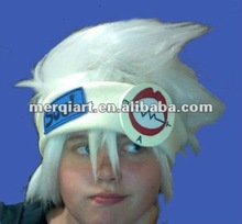 Hot sell sport wig school sport wig team wig