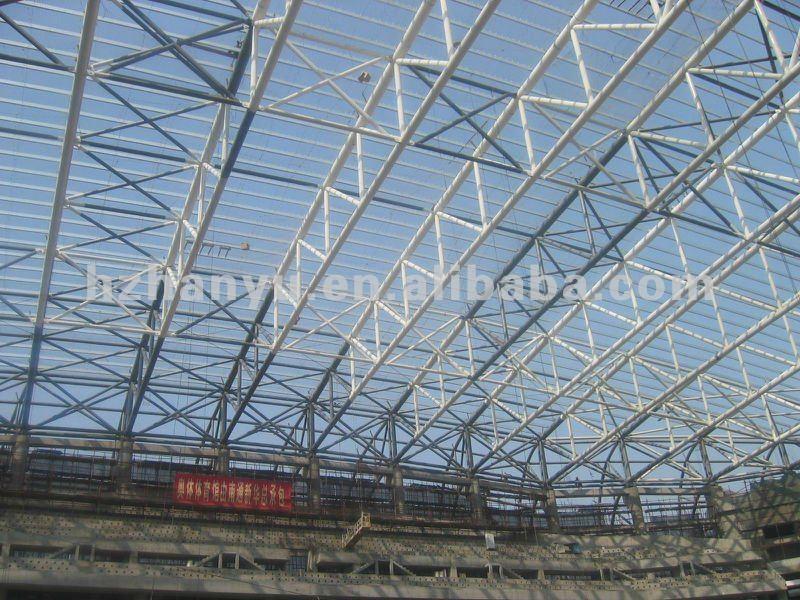 Steel Trusses Roof