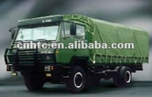 specific truck 4*2 military cargo vehicle