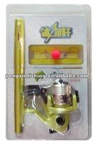 pen rod set for kids present