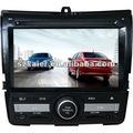 Car dvd rádio auto usado para Honda City