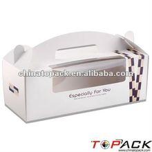 Takeaway Food Packaging box/ Cake boxes(TP-PB6146)
