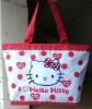 Canvas Hello kitty shopping bag
