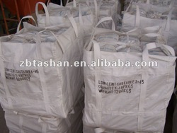 Refractory Low Cement Castable(Fe2O3<2.3%)