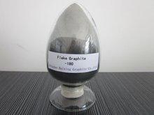Natural crystalline graphite for carbon brush
