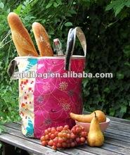 2012 New Oil Cloth Sundries Bag