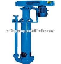 centrifugal underwater slurry pump