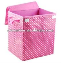 Hot sale folding organizer bag/box storage case