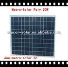 MS-Poly-50W 50W Solar Panel System