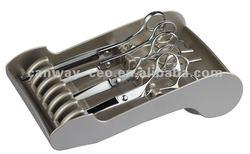 Softouch Scissor Holder/Tray -Holds 8 Scissors