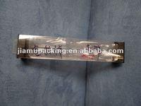 Plastic hanging case for e-cigarette