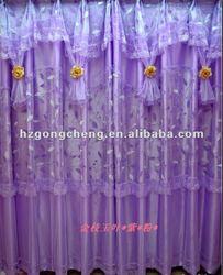 beautiful lace curtain