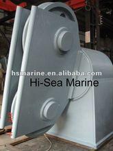 Marine Deck Mounted Double Sheave Fairlead