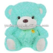 blue stuffed plush toy teddy bears