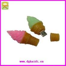 lovely hot sell 3D plastic usb casing cover