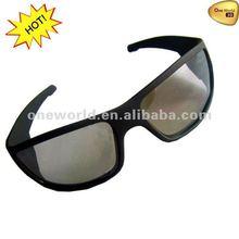 2012 New Arrival polarized 3d eyewear with warranty 3 years