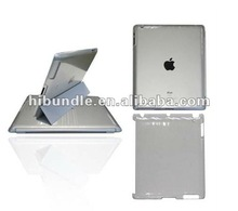 for new iPad 3 slim crystal case