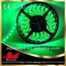 Alta calidad y alto brillo, 100%waterproof 3528/5050 SMD 12V/24V Tiras de LED con CE ROSH