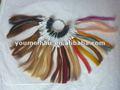Completamente humano anel cor de cabelo/ gráfico gráfico