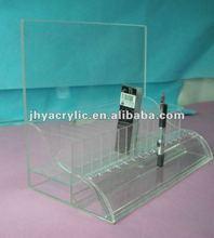acrylic cosmetic counter organizer