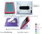 high quality leather and PC case compatible for Ipad 2
