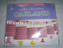 birthday lantern garland PGC-0067