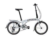 20''7sพับจักรยานกับshimanoชิ้นส่วนที่ประกอบ
