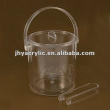 clear acrylic beer buckets