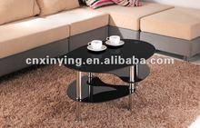 2012 modern glass coffee table