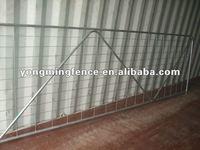 welded farm fense gate