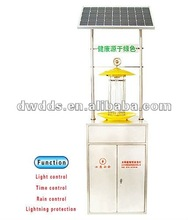 2012 Intelligent Solar frequency insect killer New