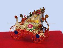 Fashion Metal Car Christmas Decoration