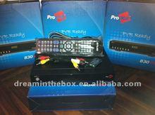 2012 HD ProBox 830 (FTA+PVR satellite receivers ,South America )
