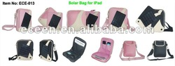 solar bag for apple products